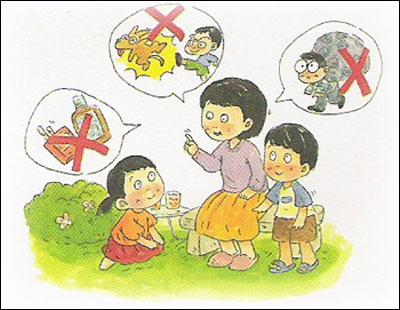 The Five Precepts – Buddhism for Kids » Dhammikaweb